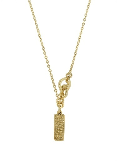 Beymen Collection Kolye Altın